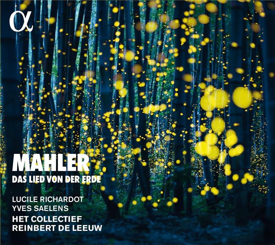 Het Collectief, Gustav Mahler (1860-1911), Reinbert de Leeuw, Lucile Richardot & Yves Saelens - Das Lied Von Der Erde