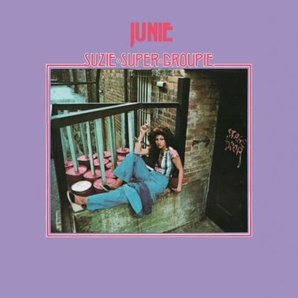 Junie - Suzie Super Groupie (LP)