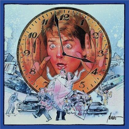 Back To The Future - OST (Mondo, 35th Anniversary Edition, Colored, LP)