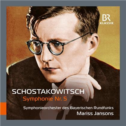 Dimitri Schostakowitsch (1906-1975), Mariss Jansons & Symphonieorchester des Bayerischen Rundfunks - Symphonie 5