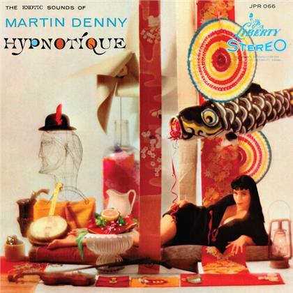 Martin Denny - Hypnotique (2020 Reissue, Turquoise Vinyl, LP)