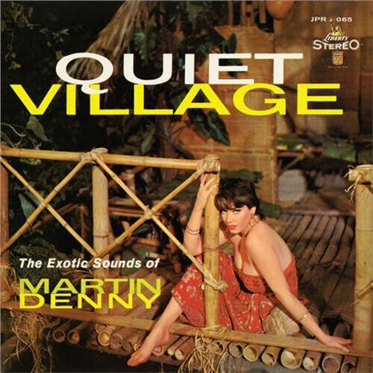 Martin Denny - Quiet Village (2020 Reissue, Lime Vinyl, LP)