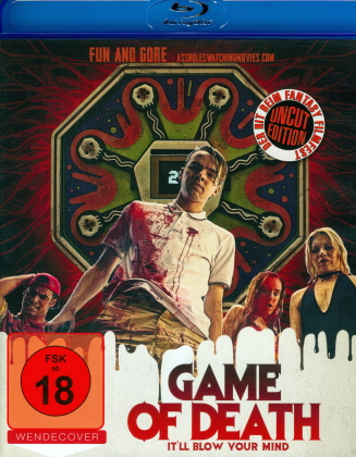 Game of Death - It'll blow your mind (2017) (Uncut)