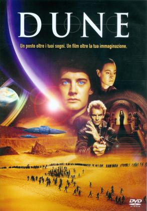 Dune - (DVD + Calendario 2021) (1984)