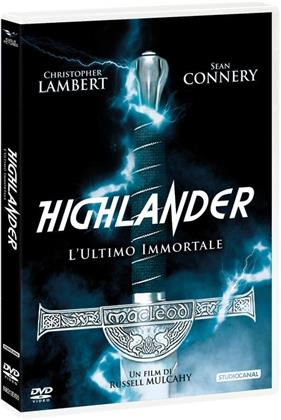 Highlander - L'Ultimo Immortale (DVD + Calendario 2021) (1986)