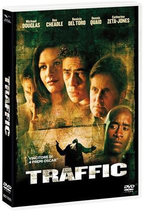 Traffic - (DVD + Calendario 2021) (2000)