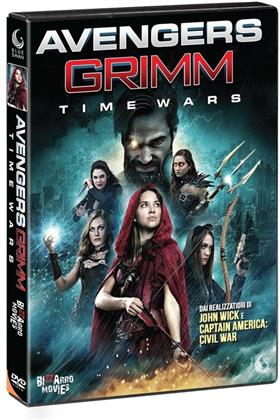 Avengers Grimm - Time Wars (2018)
