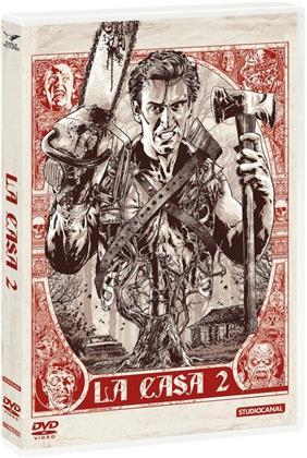 La Casa 2 - (DVD + Calendario 2021) (1987)