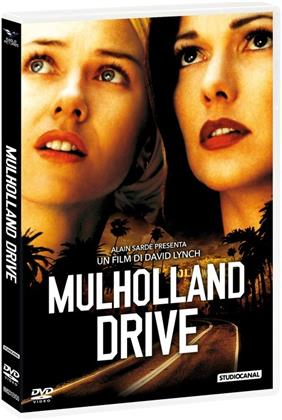 Mulholland Drive - (DVD + Calendario 2021) (2001)