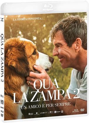 Qua la zampa 2 - Un amico è per sempre (2019) (Blu-ray + DVD)