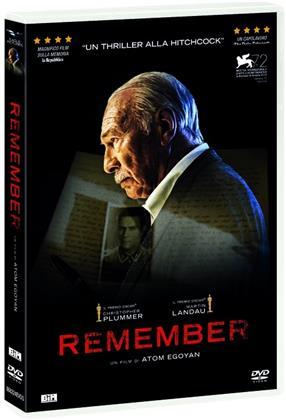 Remember - (DVD + Calendario 2021) (2015)