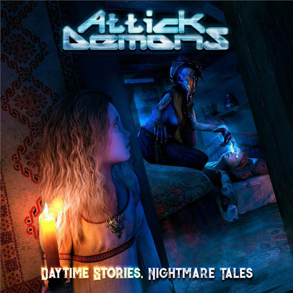 Attick Demons - Daytime Stories, Nightmare Tales