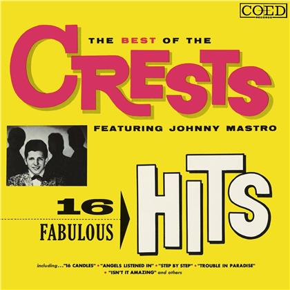 The Crests - Best Of The Crests (Digipack)