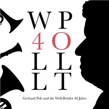 Gerhard Polt & Die Well-Brüder - 40 Jahre (Limitiert, Numeriert, LP)
