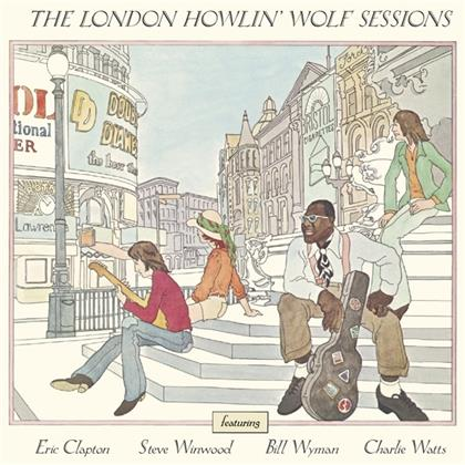 Howlin' Wolf - London Howlin' Wolf Sessions (2020 Reissue, Music On CD, Deluxe Edition, 2 CDs)