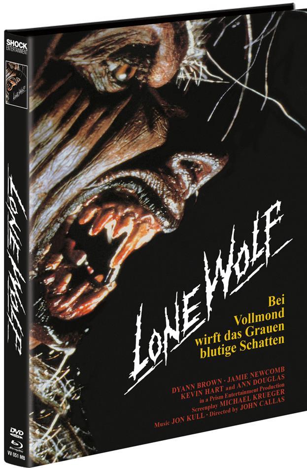 Lone Wolf (1988) (Limited Edition, Mediabook, Blu-ray + DVD)