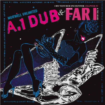 Morwell Unlimited & Prince Far I & The Arabs - A.1 Dub / Cry Tuff Dub Encounter Chapter Iv: Two Original Albums Plus Bonus Tracks (2 CDs)