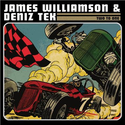 James Williamson & Deniz Tak - Two To One
