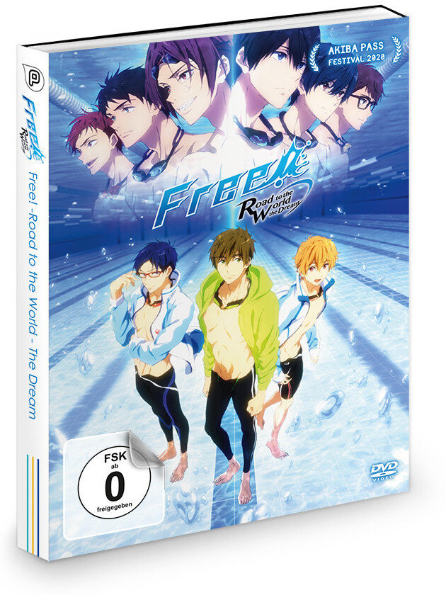 Free! - The Movie - Road to the World - The Dream (2019)