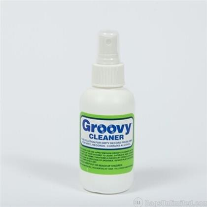 Bu Agc-4 4Oz Groovy Lp Cleaning Fluid