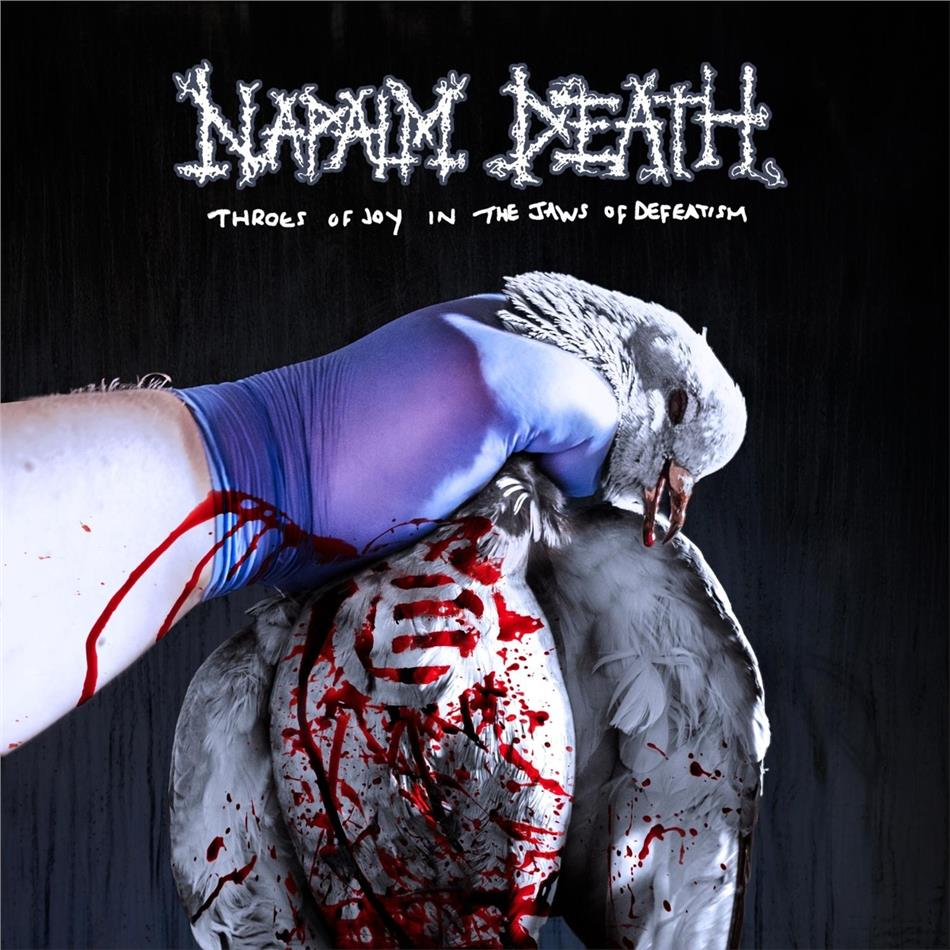 Napalm Death - Throes Of Joy In The Jaws Of (Black Vinyl, + Poster, LP)
