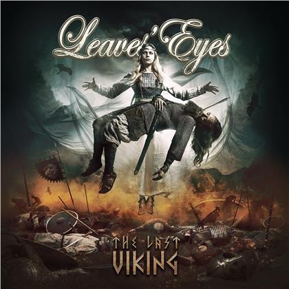 Leaves' Eyes - The Last Viking (2 CDs)
