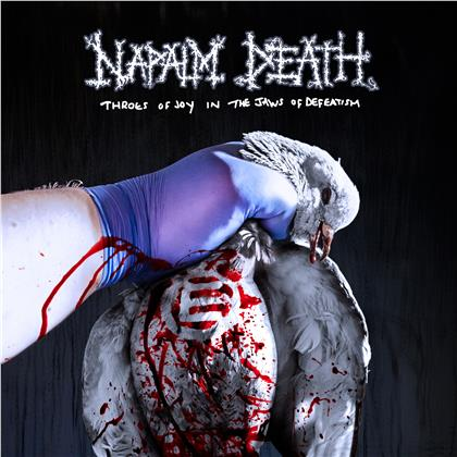 Napalm Death - Throes Of Joy In The Jaws Of (Limited Mediabook, + Patch)