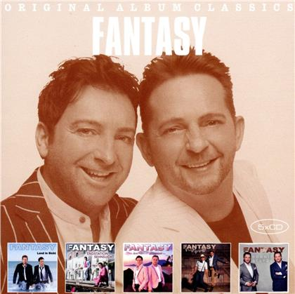 Fantasy - Original Album Classics (5 CDs)