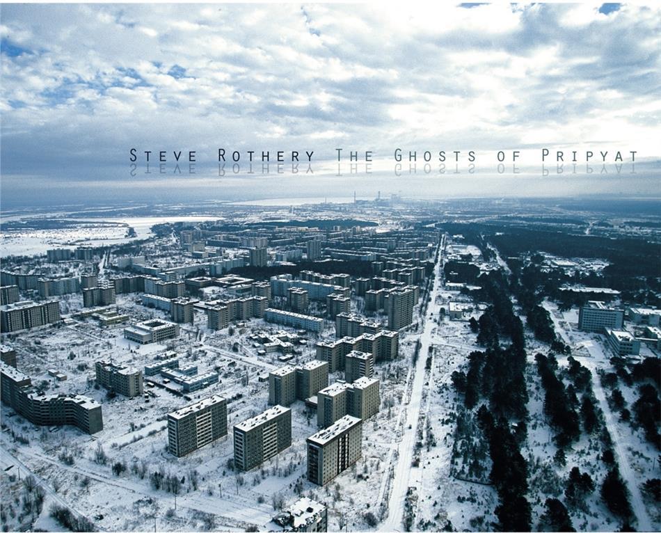 Steve Rothery (Marillion) - The Ghosts Of Pripyat