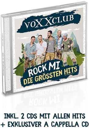 Voxxclub - Rock Mi - Die Grössten Hits (Deluxe Edition, 2 CDs)