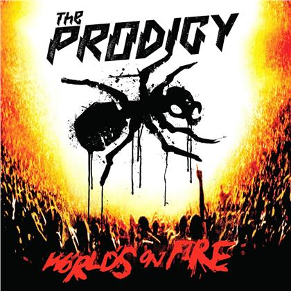 The Prodigy - Live - World's On Fire (2020 Reissue, Cooking Vinyl, 2 LPs)