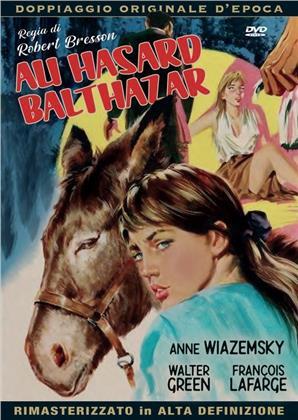Au hasard Balthazar (1965) (Doppiaggio Originale D'epoca, HD-Remastered, s/w, Neuauflage)