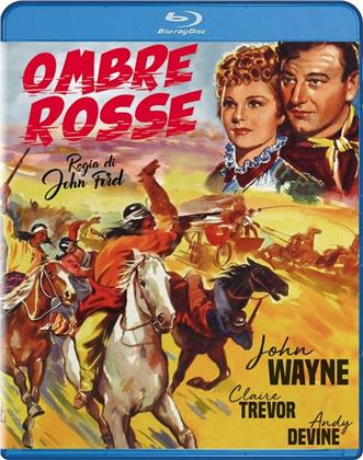 Ombre rosse (1939) (s/w, Neuauflage)