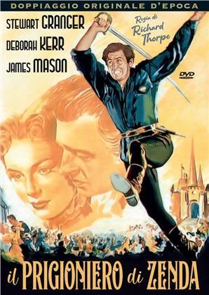 Il prigioniero di Zenda (1952) (Doppiaggio Originale D'epoca, Neuauflage)