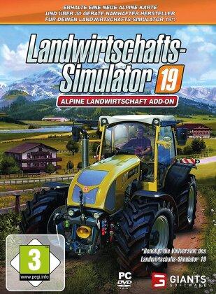 Landwirtschafts Simulator 19 (Alpine Landwirtschaft Add-On)