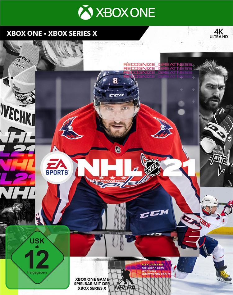 NHL 21 (German Edition)