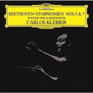 Carlos Kleiber, Ludwig van Beethoven (1770-1827) & Wiener Philharmoniker - Symphonies 5 & 7 (Limited, UHQCD, Japan Edition, Remastered)