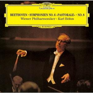 Ludwig van Beethoven (1770-1827), Karl Böhm & Wiener Philharmoniker - Symphonies 6 & 8 (Limited, UHQCD, Japan Edition, Remastered)