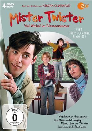 Mister Twister - Viel Wirbel im Klassenzimmer - Vier preisgekrönte Kinohits! (2012) (4 DVDs)