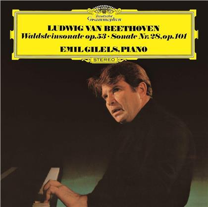 Ludwig van Beethoven (1770-1827) & Emil Gilels - Piano Sonatas 21 & 28 (UHQCD, Limited, Japan Edition, Remastered)
