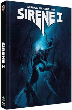 Sirene 1 (1990) (Cover C, Limited Edition, Mediabook, Blu-ray + DVD)