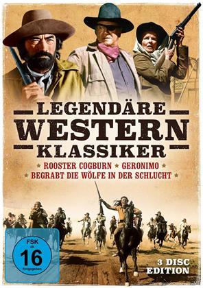 Legendäre Western Klassiker (3 DVDs)