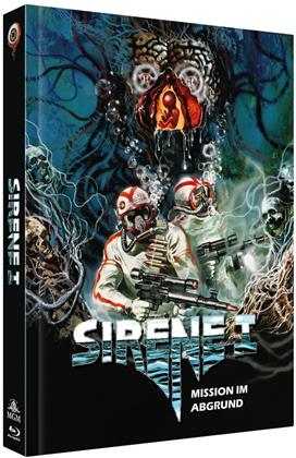 Sirene 1 (1990) (Cover B, Limited Edition, Mediabook, Blu-ray + DVD)