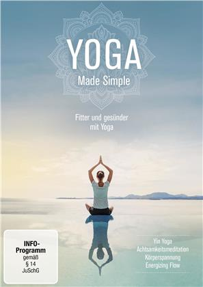 Yoga - Made Simple - Fitter und gesünder mit Yoga