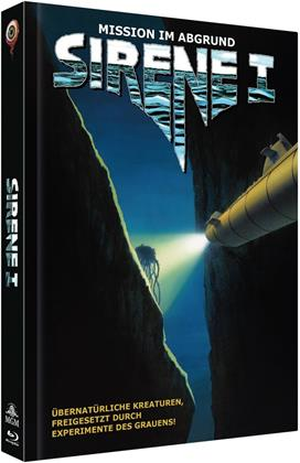 Sirene 1 (1990) (Cover A, Limited Edition, Mediabook, Blu-ray + DVD)