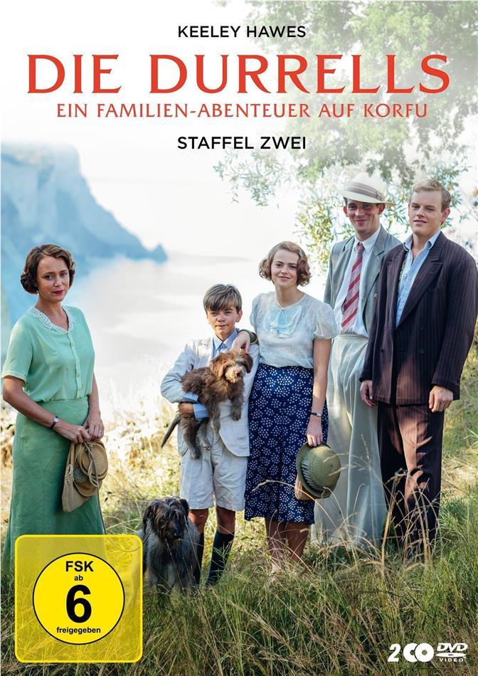 Die Durrells - Staffel 2 (2 DVDs)