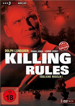 Killing Rules (Limited Edition, Uncut, 3 DVDs)