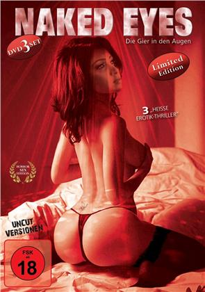 Naked Eyes (Limited Edition, Uncut, 3 DVDs)