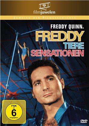 Freddy, Tiere, Sensationen (1964) (Neuauflage)