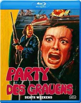 Party des Grauens (1976) (Wendecover, Uncut)